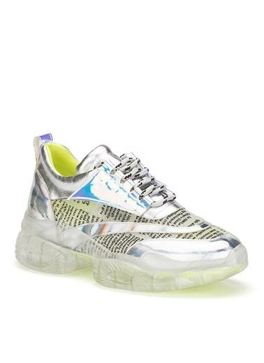 Dark Seer Sneakers Gümüş